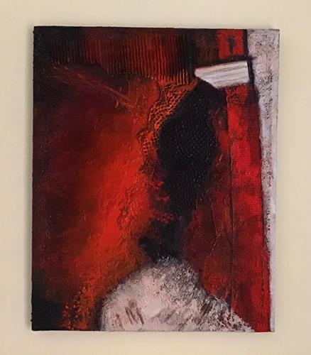 Christine Blum, o.T.257, Abstract art, Abstract Art