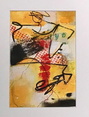 Christine Blum, o.T.253, Abstract art, Abstract Art