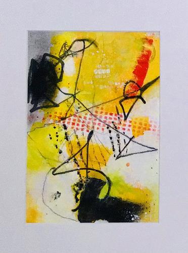 Christine Blum, o.T.255, Abstract art, Abstract Art