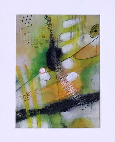 Christine Blum, o.T.261, Abstract art, Abstract Art