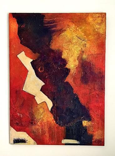 Christine Blum, o.T.264, Abstract art, Abstract Art