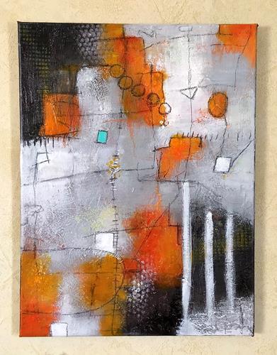 Christine Blum, o.T.265, Abstract art, Abstract Art