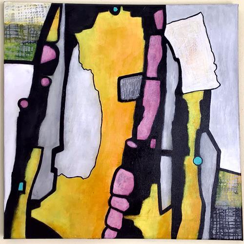 Christine Blum, o.T.267, Abstract art, Abstract Art