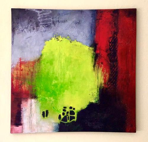 Christine Blum, o.T.270, Abstract art, Abstract Art