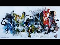 Ruediger-Philipp-Abstract-art-Modern-Age-Abstract-Art-Non-Objectivism--Informel-