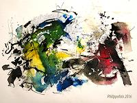 Ruediger-Philipp-Abstract-art-Fantasy-Modern-Age-Abstract-Art-Non-Objectivism--Informel-