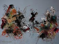 Ruediger-Philipp-Abstract-art-Fantasy-Modern-Age-Expressionism-Abstract-Expressionism