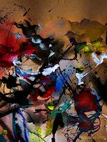 Ruediger-Philipp-Abstract-art-Abstract-art-Modern-Age-Abstract-Art-Action-Painting