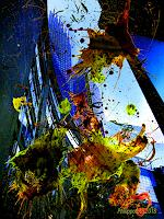 Ruediger-Philipp-Architecture-Abstract-art-Modern-Age-Expressionism-Abstract-Expressionism