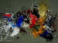 Ruediger-Philipp-Abstract-art-Miscellaneous-Emotions-Modern-Age-Expressionism-Abstract-Expressionism