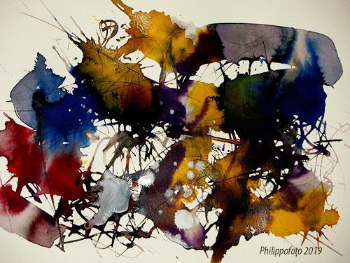 Rüdiger Philipp, die anderen dort !, Abstract art, Abstract art, Abstract Expressionism
