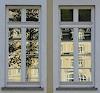 Peter Ax, Das Nachdenken der Fenster über die gegenüber liegende Straßenseite (2)