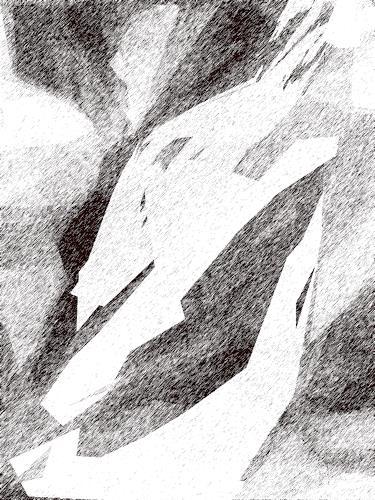Santo Mazza, N/T, Abstract art, Abstract Art