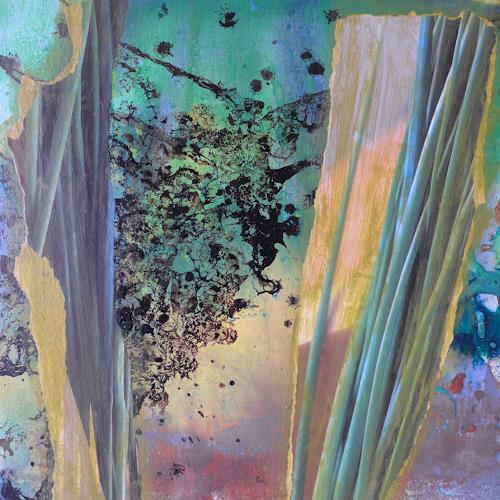 Anne Fabeck, IMG-948, Miscellaneous Plants, Abstract Art, Expressionism