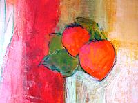 Anne-Fabeck-Plants-Plants-Fruits-Modern-Age-Abstract-Art