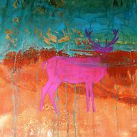 Anne-Fabeck-Animals-Animals-Land-Modern-Age-Abstract-Art