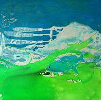 Anne-Fabeck-Animals-Water-Modern-Age-Abstract-Art