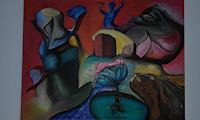 Heinz-Kilchenmann-Fantasy-Contemporary-Art-Neo-Expressionism