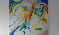 Heinz-Kilchenmann-Animals-Air-Modern-Age-Expressionism-Abstract-Expressionism