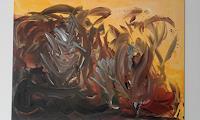 Heinz-Kilchenmann-Abstract-art-Poetry-Modern-Age-Expressionism-Abstract-Expressionism
