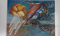 Heinz-Kilchenmann-Religion-Modern-Age-Expressionism-Abstract-Expressionism