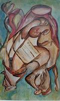 Heinz-Kilchenmann-Abstract-art-Modern-Age-Expressionism-Abstract-Expressionism
