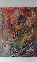 Heinz-Kilchenmann-Fantasy-Modern-Age-Expressionism-Abstract-Expressionism