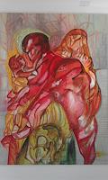Heinz-Kilchenmann-Emotions-Joy-Modern-Age-Expressionism-Abstract-Expressionism
