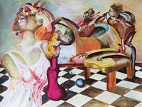 Heinz Kilchenmann, the empty throne