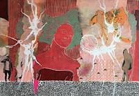 Marita-Tobner-People-Women-People-Group-Contemporary-Art-Contemporary-Art