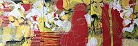 Marita-Tobner-People-Women-Plants-Fruits-Contemporary-Art-Contemporary-Art