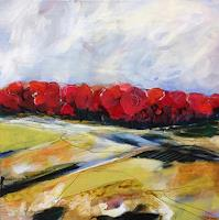 Marita-Tobner-Landscapes-Landscapes-Autumn-Contemporary-Art-Contemporary-Art