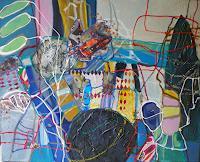 Marita-Tobner-Abstract-art-Nature-Water-Modern-Age-Abstract-Art-Non-Objectivism--Informel-