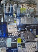 Marita-Tobner-Abstract-art-Miscellaneous-Plants-Modern-Age-Abstract-Art-Non-Objectivism--Informel-