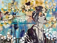 Marita-Tobner-People-Women-People-Faces-Modern-Age-Concrete-Art