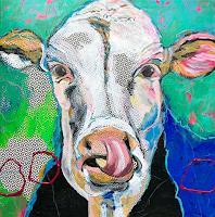 Marita-Tobner-Animals-Animals-Land-Modern-Age-Expressive-Realism