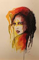 Elisabeth-Burmester-People-Women-Leisure-Modern-Age-Pop-Art