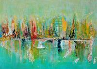 Zvonimir-Brumec-Miscellaneous-Buildings-Modern-Age-Expressionism-Abstract-Expressionism