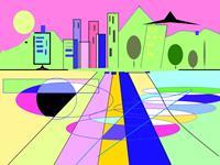 Zvonimir-Brumec-Miscellaneous-Abstract-art-Modern-Age-Abstract-Art-Non-Objectivism--Informel-