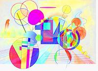 Zvonimir-Brumec-Abstract-art-Abstract-art-Modern-Age-Abstract-Art-Non-Objectivism--Informel-