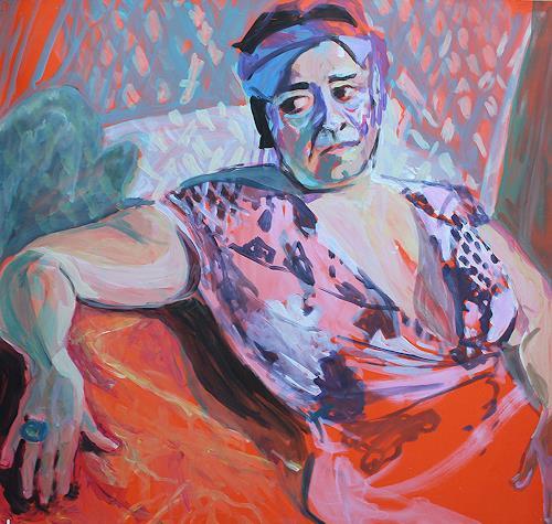 Peter Vetsch, Antonia, People: Women, People: Portraits, Realism, Expressionism