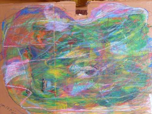 Mirjam Schadendorf, geschlossen, Abstract art, Modern Age