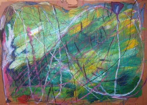 Mirjam Schadendorf, Mein Wald 1, Nature: Wood, Modern Age