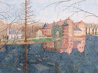 d. jacob, Herten Wasserschloss