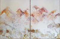 Claudia-Maurer-Abstract-art-Landscapes-Mountains-Modern-Age-Expressionism-Abstract-Expressionism