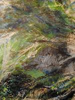 Christine-Steeb-Animals-Water-Nature-Water-Modern-Age-Abstract-Art