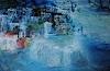 Christine Steeb, just blue