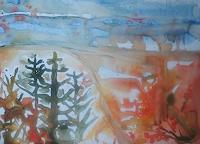 Christine-Steeb-Landscapes-Fantasy-Modern-Age-Abstract-Art