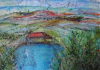 Christine-Steeb-Landscapes-Landscapes-Sea-Ocean-Modern-Age-Abstract-Art