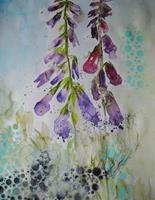 Christine-Steeb-Plants-Plants-Flowers-Contemporary-Art-Contemporary-Art